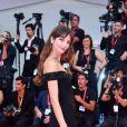 """Annabelle Belmondo - Tapis rouge du film """"Martin Eden"""" lors du 76ème festival international du film de Venise, la Mostra, le 2 septembre 2019."""