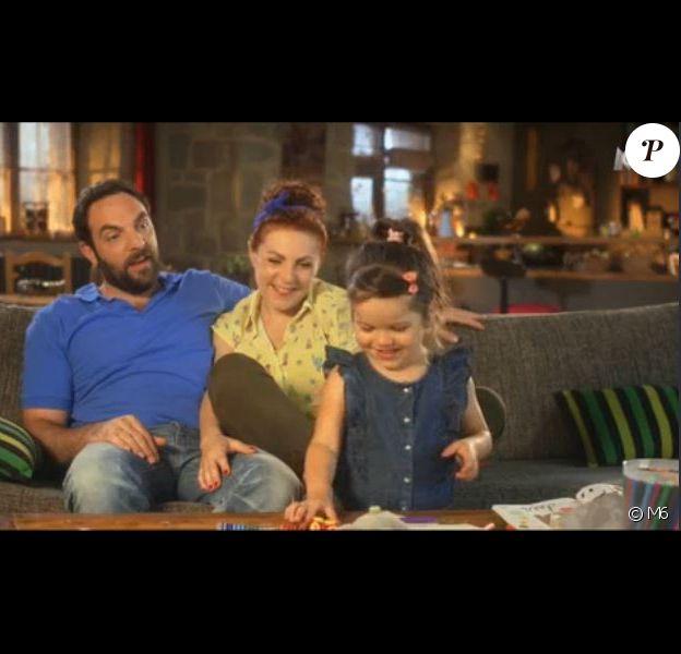 """Extrait de la série """"Scènes de ménages"""" diffusée lundi 17 septembre 2018 - M6"""