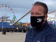 Arnold Schwarzenegger : Confiné et fier de son fils Christopher, nouveau diplômé