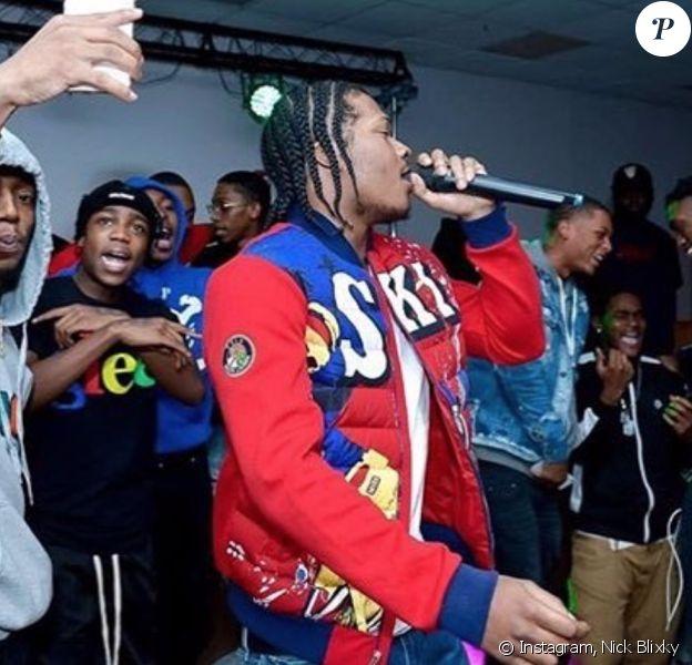 Le rappeur Nick Blixky, de son vrai nom Nickalus Thompson, a été assassiné le 10 mai 2020 à Brooklyn, dans la banlieue de New York. Il avait 21 ans.