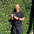 Harley Pasternak, le coach d'Adele qui l'a aidée à perdre du poids, sur Instagram.