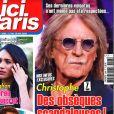 Couverture du nouveau numéro du magazine Ici Paris, paru mercredi 13 mai 2020