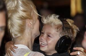 Gwen Stefani : son fils Kingston, 3 ans, a le rock dans la peau... comme son père ! Regardez !