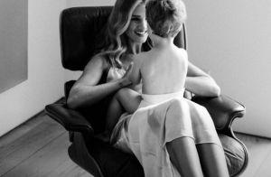 Rosie Huntington-Whiteley partage de rares photos de son fils Jack
