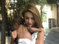 Ariane Brodier, nostalgique, partage une craquante photo avec bébé