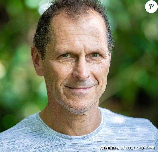 """Eric, candidat de """"Koh-Lanta 2020"""", saison intitulée """"L'île des héros"""", diffusée à partir du 21 février 2020."""