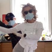 Sharon Stone : Sa mesure radicale contre le coronavirus