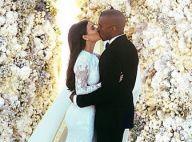 Kim Kardashian : Déclaration d'amour à Kanye pour leur anniversaire de mariage