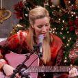 """Lisa Kudrow dans la saison 9 de la série """"Friends"""""""