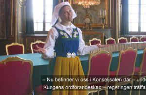 Princesse Victoria: Guide touristique d'un jour, Estelle et Oscar lookés terroir