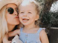 La fille d'une influenceuse meurt brutalement à 3 ans d'une tumeur au cerveau
