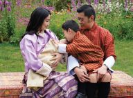 Jigme Khesar et Jetsun Pema du Bhoutan présentent enfin leur 2e prince