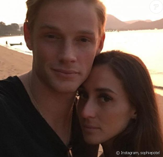 Terence James, demi-finaliste de la saison 9 de The Voice, avec sa fiancée Sophie sur Instagram - 2020