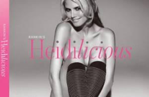 Heidi Klum, bientôt maman mais toujours aussi... nue !