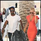 "Kanye West : Il est toujours ""so in love"" de son Amber !"