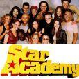 """Les candidats de la première saison de la """"Star Academy""""."""