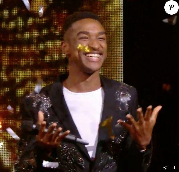 Abi est élu grand gagnant lors de la finale de The Voice 2020, diffusée sur TF1. Le samedi 13 juin 2020.