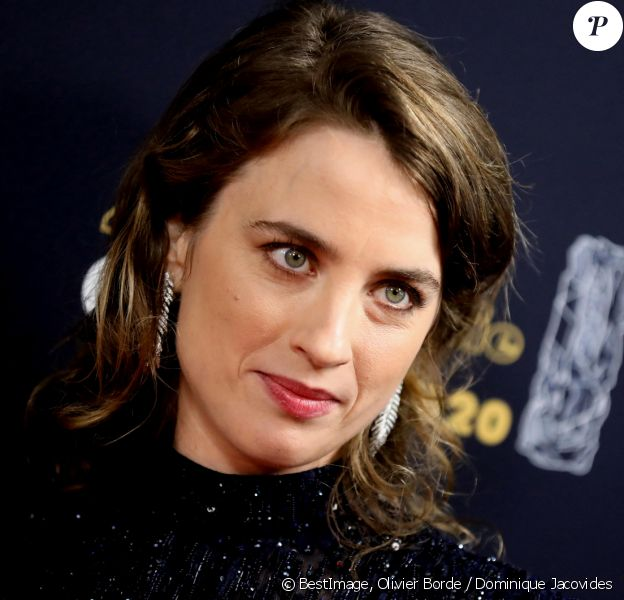 Adèle Haenel lors du photocall lors de la 45e cérémonie des César à la salle Pleyel à Paris le 28 février 2020 © Dominique Jacovides / Olivier Borde / Bestimage
