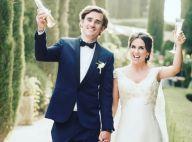 Antoine Griezmann marié depuis trois ans : sa femme Erika fait le bilan
