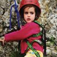 Luce Douady a publié une photo d'elle enfant sur Instagram le 19 décembre 2018. Grand espoir de l'escalade, elle est décédée le 14 juin 2020 en Isère, après avoir fait une chute d'environ 150 mètres.