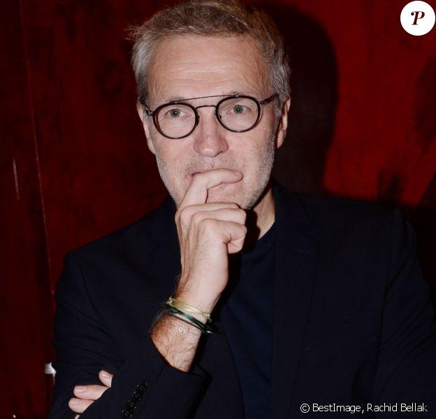 Exclusif - Laurent Ruquier (parrain) - Prix littéraire Grands Destins du Parisien Week-End au Buddha Bar à Paris, France, le 17 octobre 2018. Un événement organisé Five Eyes production. © Rachid Bellak/Bestimage