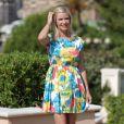 Katherine Kelly Lang au photocall d'Amour Gloire et Beauté à Monte Carlo, le 8 juin 2014