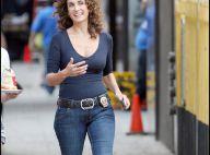 "Melina Kanakaredes : Ca rigole bien... sur le tournage des ""Experts : Manhattan"" !"