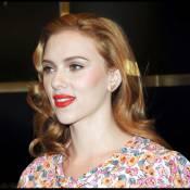 Scarlett Johansson a rendez-vous avec... Nagui !