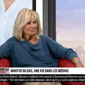 "Philippe Gildas : Sa femme Maryse ""seule"" et ""abandonnée"" depuis sa mort"