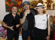 Caroline Vigneaux et José Garcia réunis au milieu des Ours