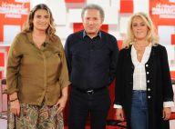 Vivement dimanche : Les filles de Marie Laforêt, Lisa et Debora, à l'honneur
