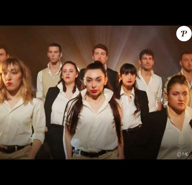 """RB Dance Company dans """"Incroyable talent, la bataille du jury"""", le 7 juillet 2020, sur M6"""