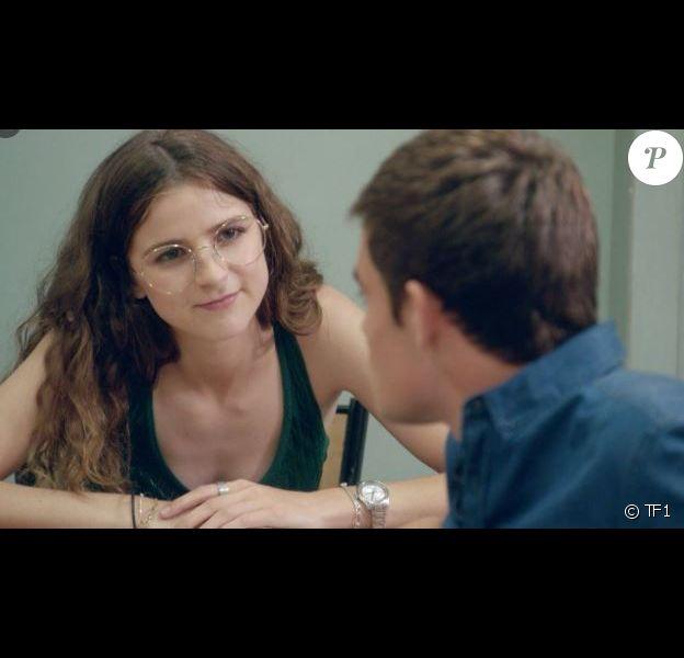 """Esther Valding dans """"Demain nous appartient"""", sur TF1"""