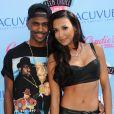 Naya Rivera et Big Sean aux Teen Choice Awards, à Los Angeles en août 2013