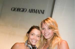 Vahina Giocante, Emma de Caunes, Nora Arnezeder et leurs copines : elles font la fête de la mode ensemble et... c'est réussi !