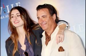 Andy Garcia et sa magnifique fille Dominik, court vêtue : le duo star de la journée à Deauville !