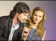 EXCLUSIF : Scarlett Johansson et Pete Yorn : Unis dans la rupture et... magnifiques lors de leur venue à Paris ! Regardez !
