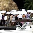 Barbara Feltus et Arne Quinze se marient à Miami le 9 septembre