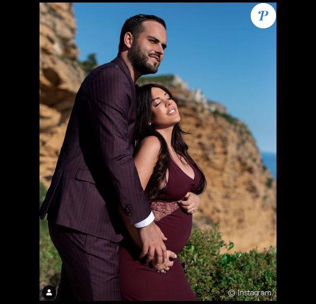 Laura Lempika et Nikola Lozina vont être les parents d'un petit garçon. La nouvelle a été annoncé le 23 juillet 2020.