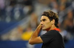 Roger Federer à l'US Open :