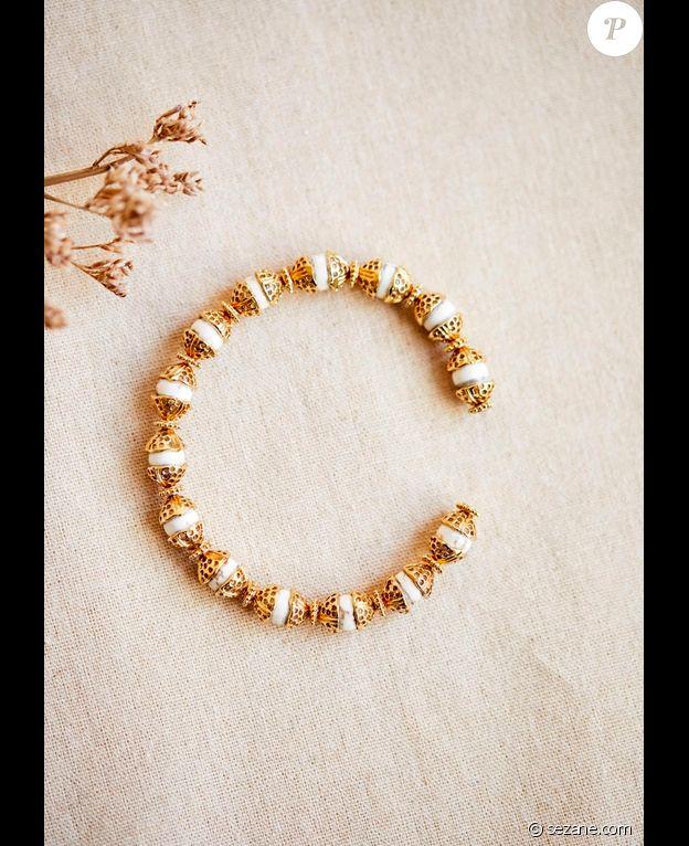 Le bracelet Sézane porté par Kate Middleton, en juillet 2020.
