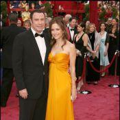 John Travolta : première sortie officielle depuis la mort de son fils... il affiche un sourire fier pour sa fille !