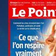 """Couverture du magazine """"Le Point"""", numéro du 30 juillet 2020."""