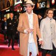 Mika arrive à la 70ème édition du festival de Sanremo, le 6 février 2020.