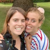 Beatrice d'York : Un selfie pris juste avant son mariage avec Edoardo révélé