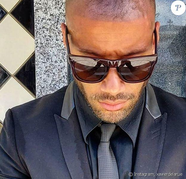Xavier Delarue rend hommage à son papa mort du coronavirus, sur Instagram, le 10 août 2020