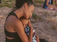 """Naya Rivera morte noyée : déjà un mois, son jeune fils Josey """"s'adapte"""""""