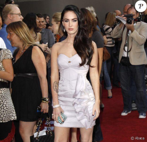 Megan Fox lors de la première à Los Angeles de Jennifer's Body le 16 septembre 2009