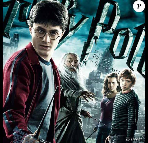 """Scarlett Byrne a débuté sa carrière dans le film """"Harry Potter et le Prince de sang mêlé""""."""