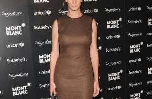 Rachel Griffiths très élégante, Katie Cassidy carrément sexy et beaucoup d'autres... au top pour la soirée Mont Blanc !